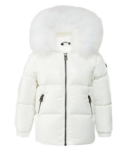 MACKAGE BABY GIRLS MORGAN COAT
