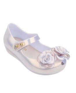 MINI MELISSA ULTRAGIRL FLOWER FLATS