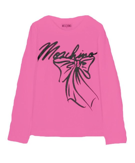MOSCHINO MOSCHINO GIRLS TOP