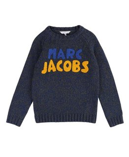 LITTLE MARC JACOBS BOYS PULLOVER
