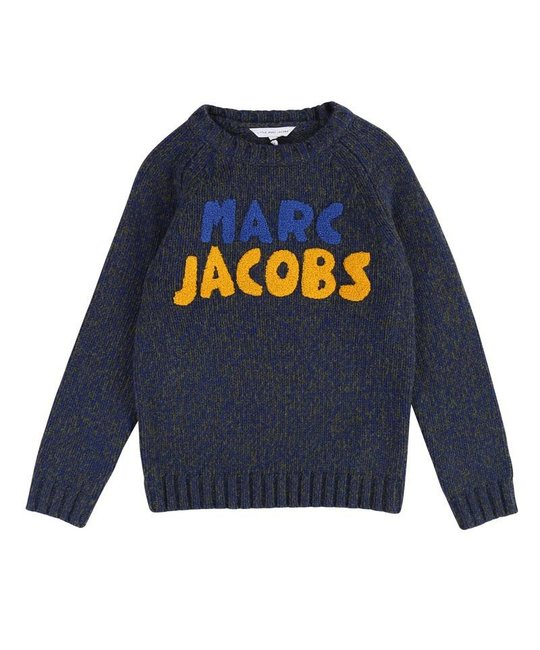 LITTLE MARC JACOBS LITTLE MARC JACOBS BOYS PULLOVER