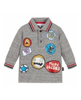 LITTLE MARC JACOBS BABY BOYS POLO