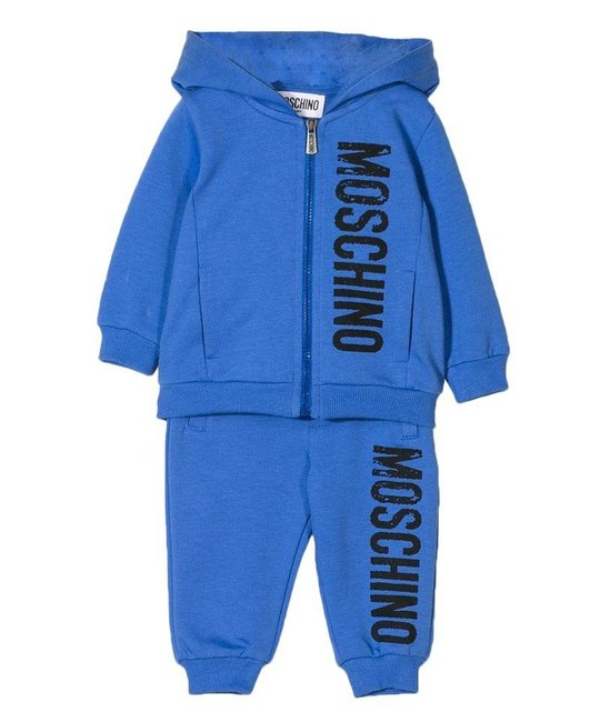 MOSCHINO MOSCHINO BABY BOYS TRACK SUIT