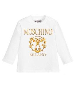 MOSCHINO GIRLS TOP