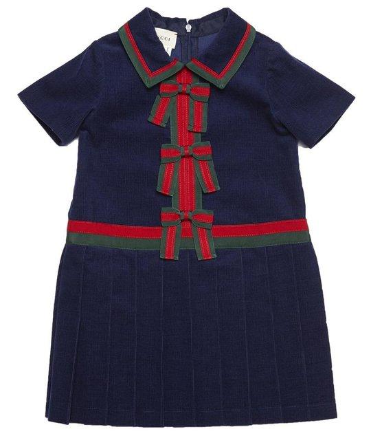 GUCCI GUCCI GIRLS DRESS