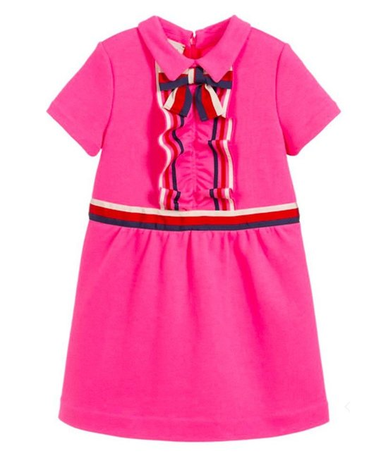GUCCI GUCCI GIRLS DRESS