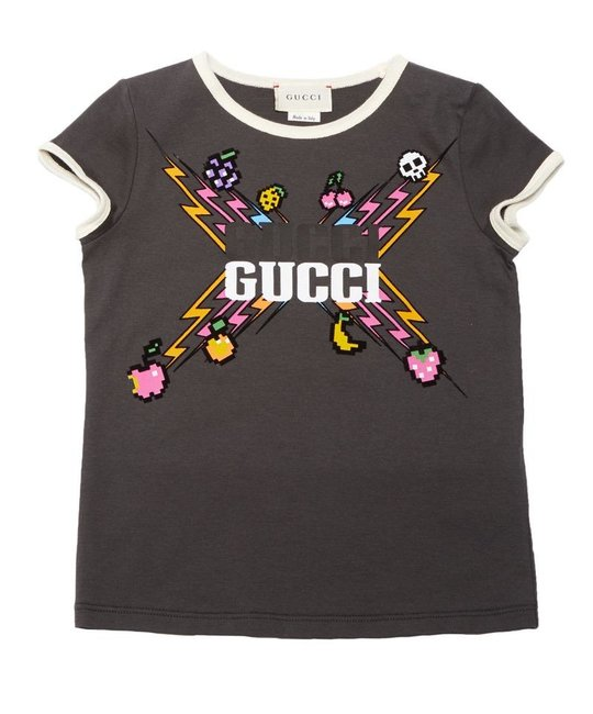 GUCCI GUCCI GIRLS TEE SHIRT