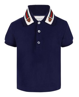 GUCCI BABY BOYS POLO