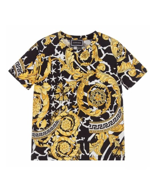 YOUNG VERSACE YOUNG VERSACE BOYS TOP
