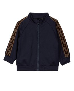 FENDI BABY BOYS TRACK JACKET