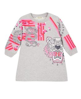 KENZO KIDS BABY GIRLS DRESS