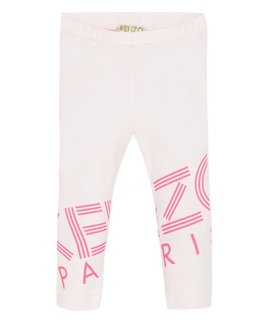 KENZO KIDS BABY GIRLS LEGGINGS
