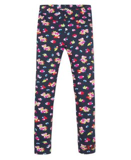 KENZO KIDS GIRLS LEGGINGS