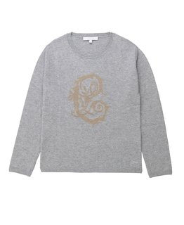 CHLOÉ GIRLS SWEATER