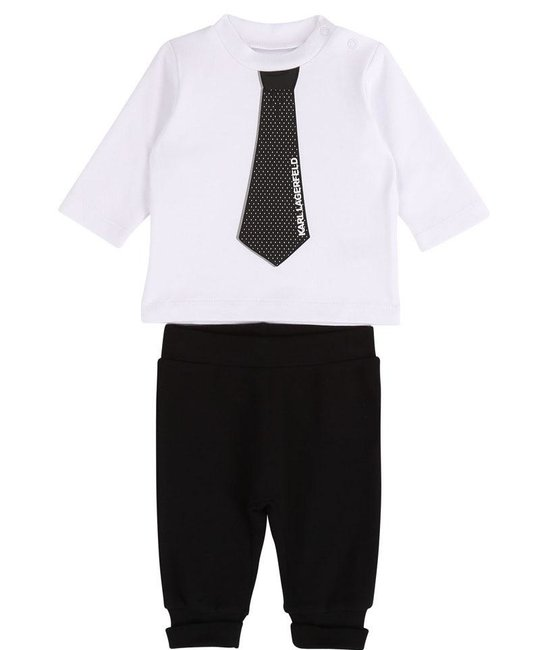 KARL LAGERFELD KIDS KARL LAGERFELD KIDS BABY BOYS SET