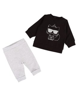 KARL LAGERFELD KIDS BABY BOYS SET