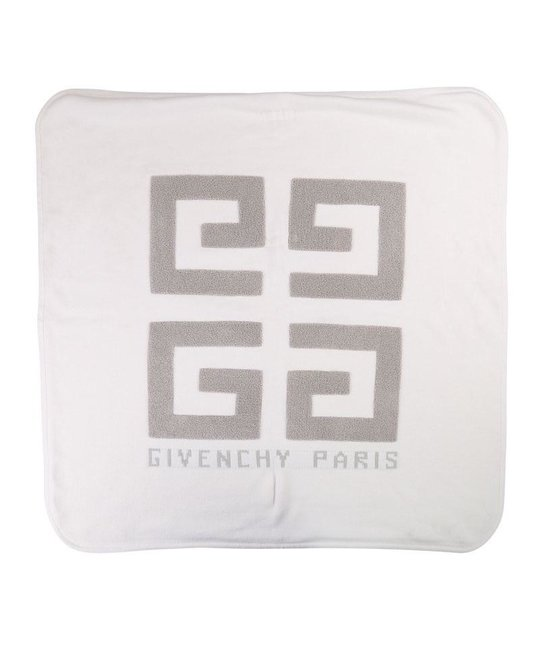GIVENCHY GIVENCHY BABY UNISEX BLANKET