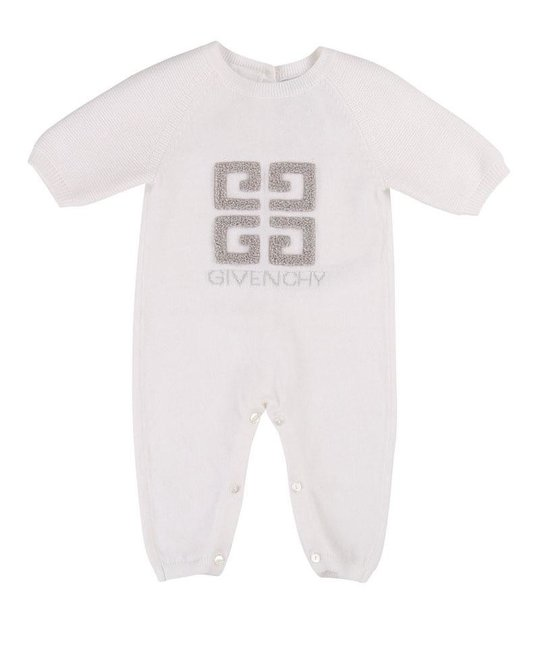 GIVENCHY GIVENCHY BABY UNISEX ONESIE