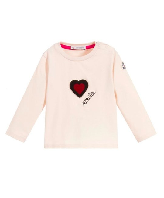 MONCLER MONCLER BABY GIRLS TOP