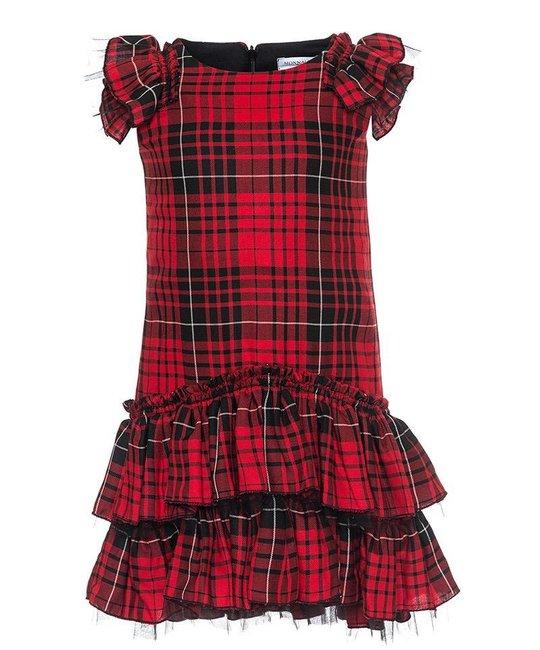 MONNALISA MONNALISA GIRLS DRESS