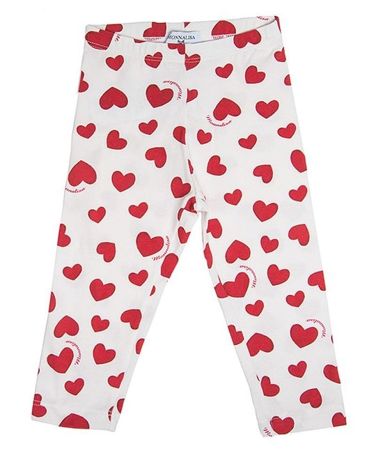 MONNALISA MONNALISA BABY GIRLS LEGGINGS