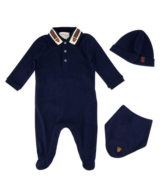 GUCCI GUCCI BABY BOYS GIFT SET
