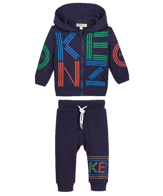 KENZO KIDS KENZO KIDS BABY BOYS JOGGING SUIT