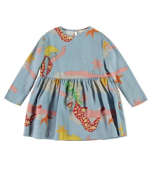 STELLA MCCARTNEY KIDS STELLA MCCARTNEY KIDS GIRLS DRESS