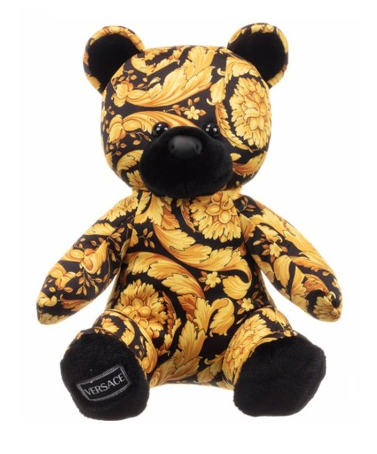YOUNG VERSACE YOUNG VERSACE UNISEX TEDDY BEAR