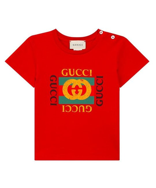 GUCCI GUCCI BABY UNISEX TEE SHIRT