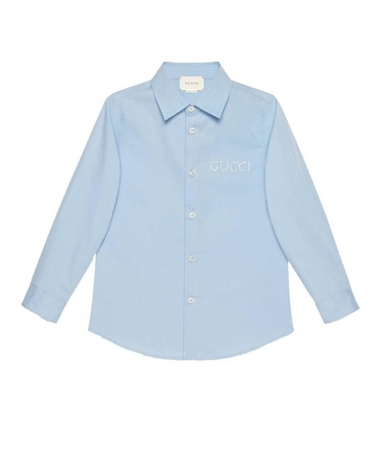 GUCCI GUCCI BOYS SHIRT