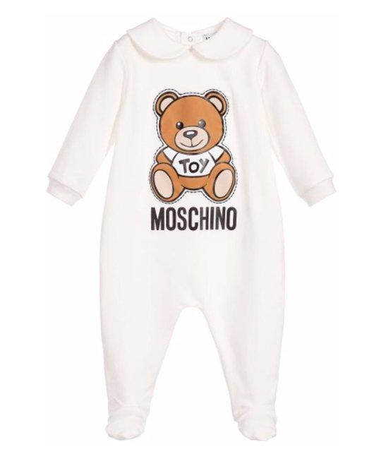 MOSCHINO MOSCHINO BABY UNISEX ONESIE