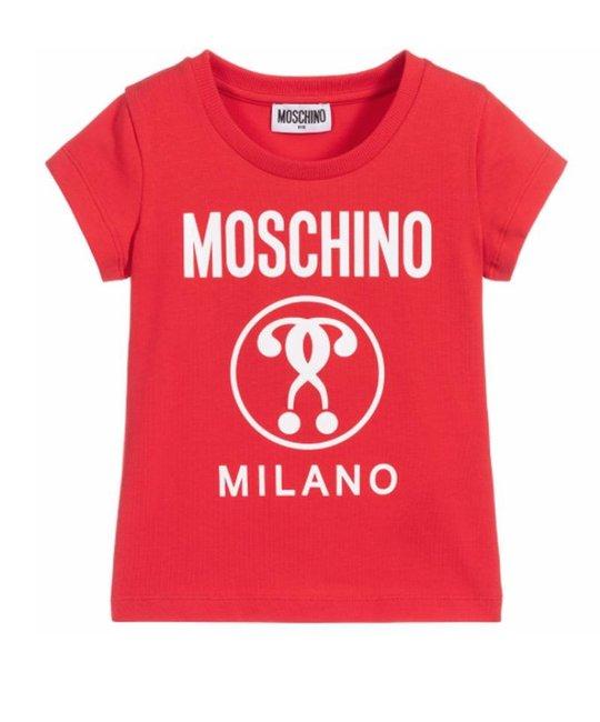 MOSCHINO MOSCHINO GIRLS TEE SHIRT