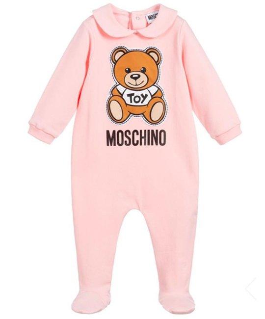 MOSCHINO MOSCHINO BABY GIRLS ONESIE