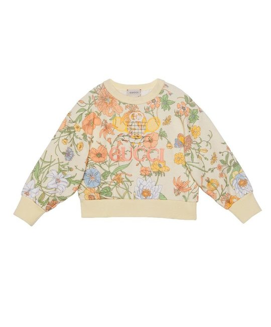 GUCCI GUCCI GIRLS SWEATSHIRT
