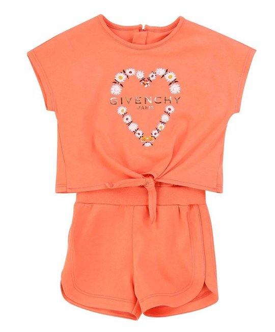 GIVENCHY GIVENCHY BABY GIRLS JUMPER