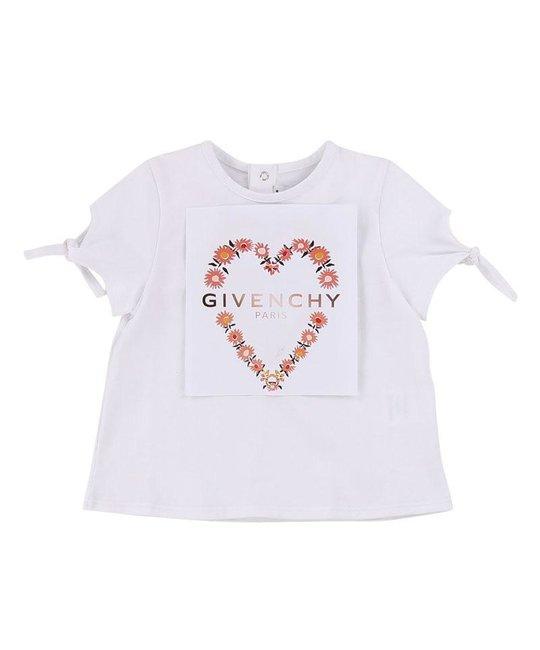 GIVENCHY GIVENCHY BABY GIRLS TEE SHIRT
