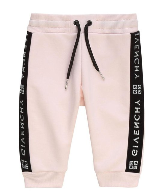 GIVENCHY GIVENCHY BABY GIRLS JOGGERS