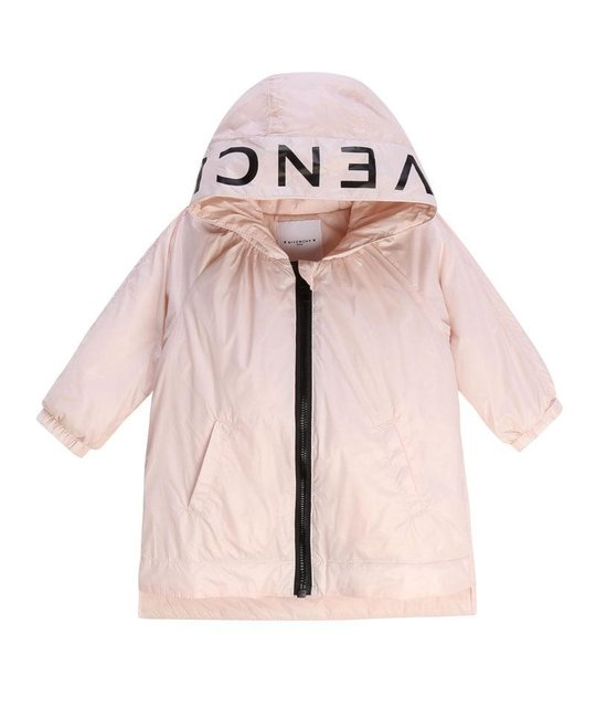 GIVENCHY GIVENCHY BABY GIRLS JACKET