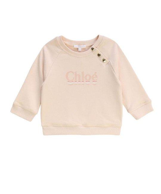 CHLOÉ CHLOÉ BABY GIRLS SWEATER