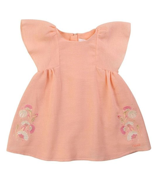 CHLOÉ CHLOÉ BABY GIRLS DRESS