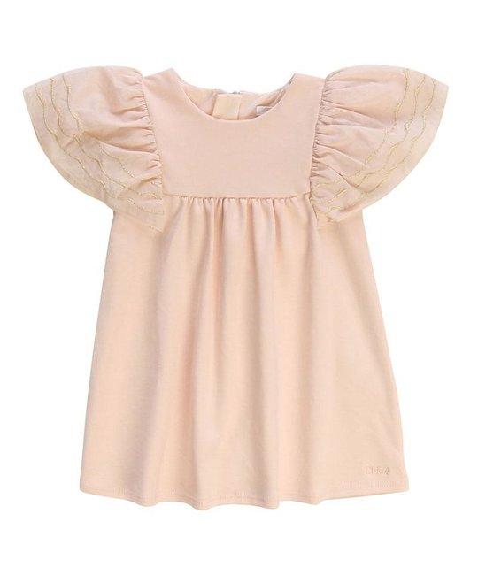CHLOÉ CHLOÉ BABY GIRLS DRESS