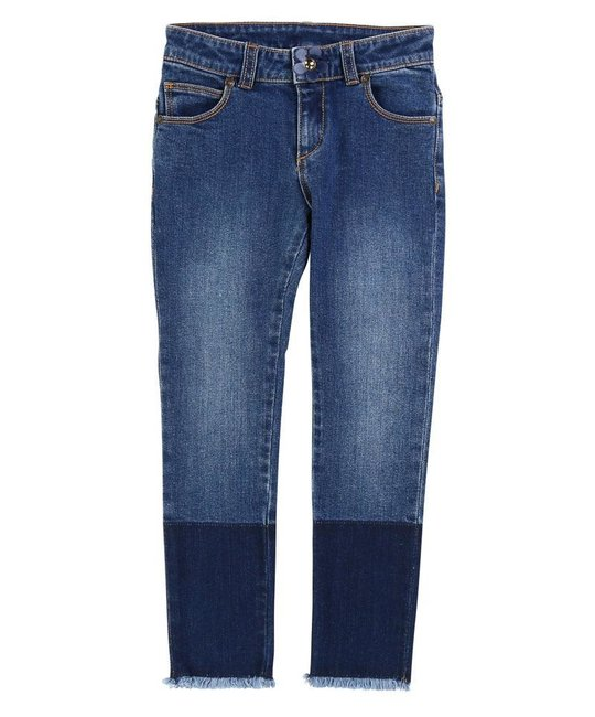 LITTLE MARC JACOBS LITTLE MARC JACOBS GIRLS DENIM