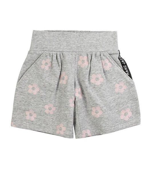 LITTLE MARC JACOBS LITTLE MARC JACOBS GIRLS SHORTS
