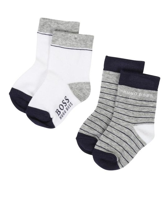 BOSS BOSS BABY BOYS SOCKS