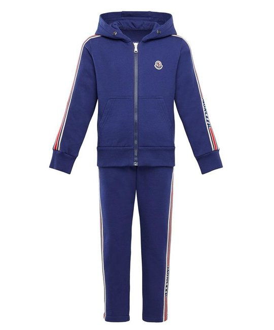 MONCLER MONCLER BOYS JOGGING SUIT
