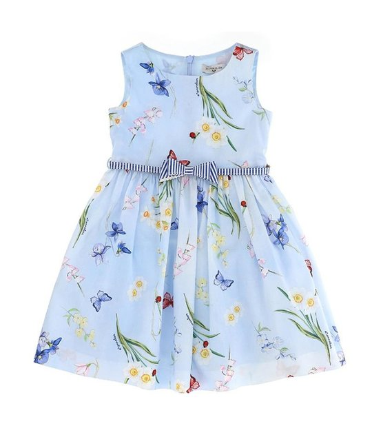 MONNALISA MONNALISA GIRLS DRESS