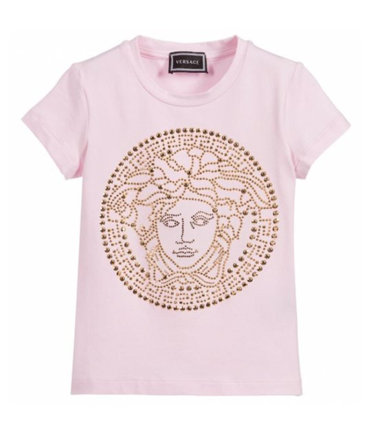 VERSACE VERSACE GIRLS TEE SHIRT