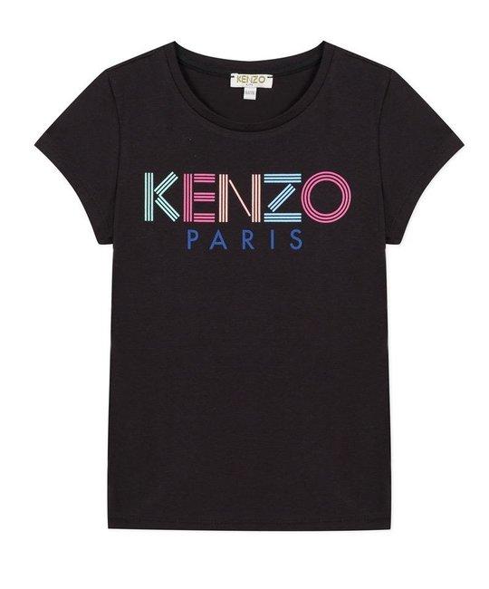 KENZO KIDS KENZO GIRLS TEE SHIRT