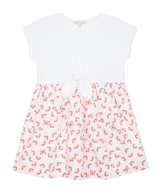 LILI GAUFRETTE LILI GAUFRETTE GIRLS DRESS